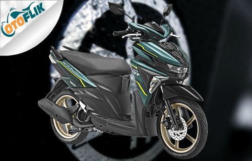 Motor Yamaha All New Soul GT AKS SSS