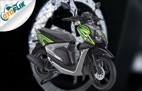 Motor Yamaha All New X-Ride 125