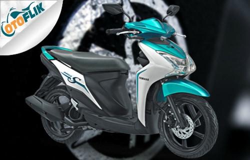 Motor Yamaha MIO S Smart & Sophisticated