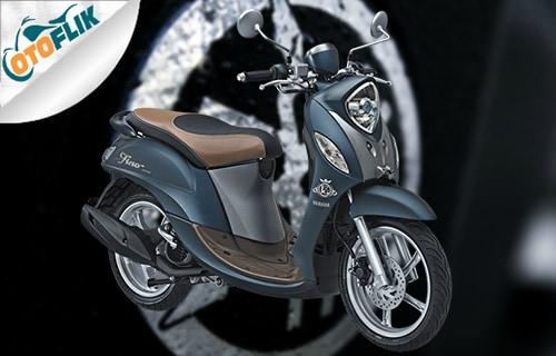 Motor Yamaha New Fino Grande