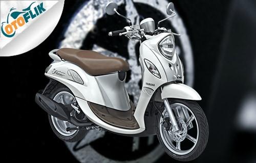 Motor Yamaha New Fino Premium