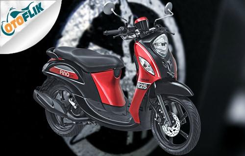 Motor Yamaha New Fino Sporty