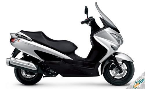 Suzuki Burgman 125 cc