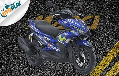 Yamaha Aerox 155VVA R-Version Movistar