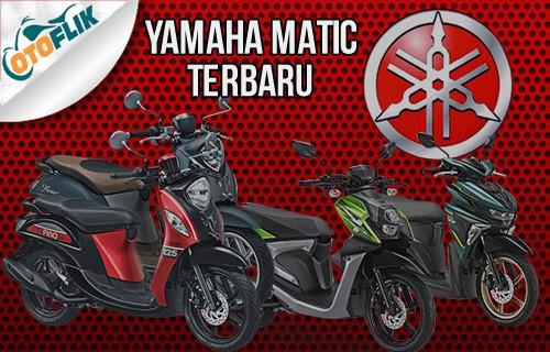 Motor Yamaha Matic Terbaru