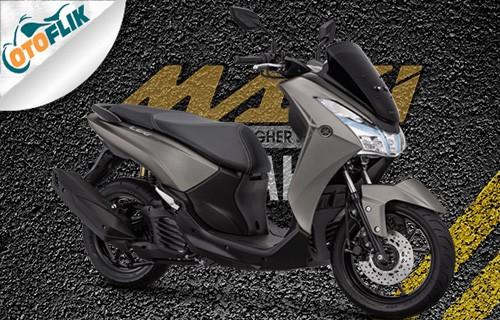 Yamaha Maxi Lexi-S
