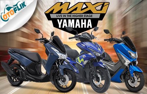 Yamaha Maxi