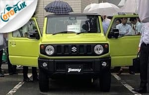 Warna All New Suzuki Jimny 2019