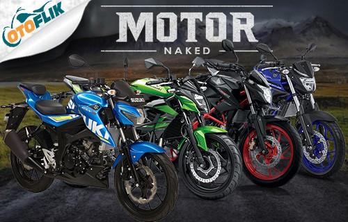 Daftar Harga Motor Naked