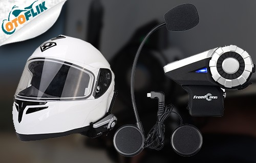 Freedconn T-rex Bluetooth Helm Intercom