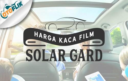 Harga Kaca Film Solar Gard