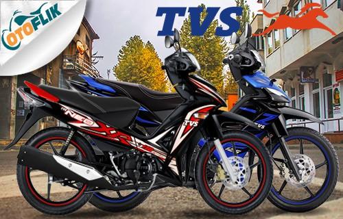 Harga Motor Bebek TVS Terbaru