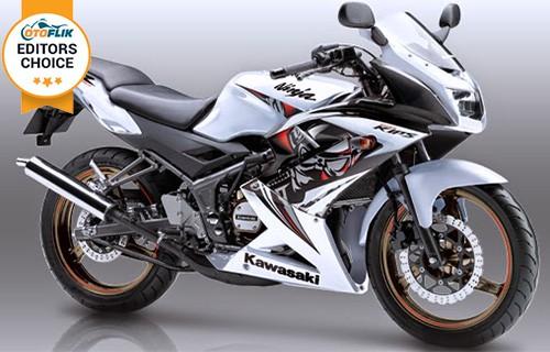 Harga Motor Kawasaki Ninja 150RR Special Edition
