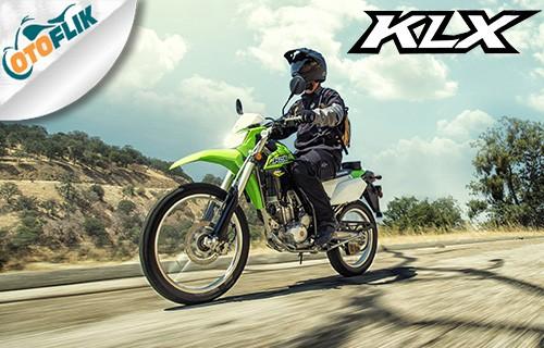Harga Motor Kawasaki Off Road KLX