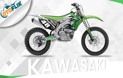 Harga Motor Kawasaki Off Road KX