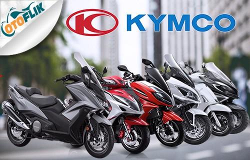 Harga Motor Kymco Matic Terbaru