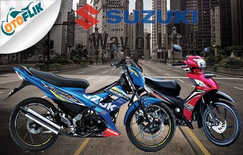 Harga Motor Suzuki Underbone
