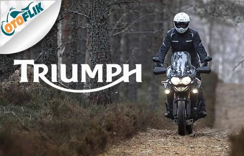 Harga Motor Triumph Adventure