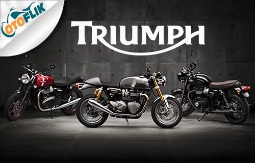 Harga Motor Triumph Classics