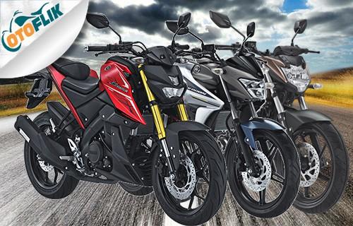 Harga Motor Yamaha Naked Bike