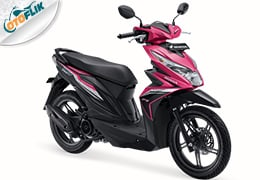 Honda BeAT Pop CBS - ISS