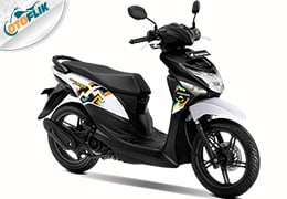 Honda BeAT Pop CBS