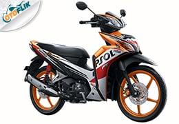 HondaBlade 125 FI Repsol