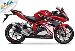 Honda CBR250RR - ABS Red