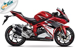 Honda CBR250RR - STD Red