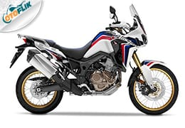 Honda CRF 1000 L Africa Twin Manual