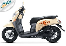 Honda  Scoopy Playful