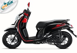 Honda Scoopy Sporty