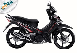 HondaSupra X 125 Spoke FI