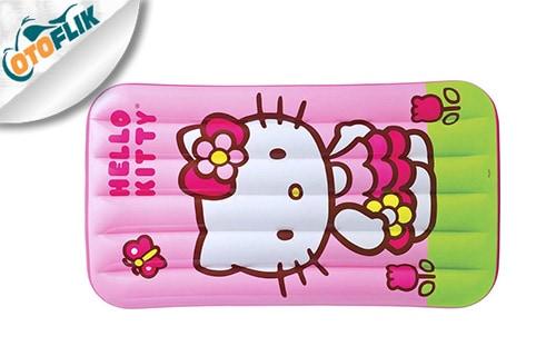 Kasur Mobil Motif Hello Kitty