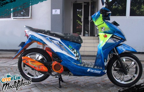 Modif Beat Airbrush