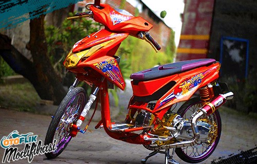 Modif Motor Beat Drag