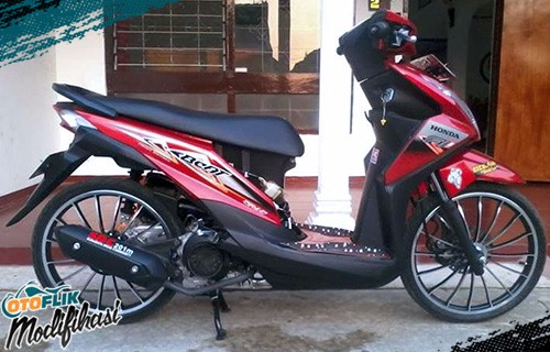 Modif Motor Beat Ring 17