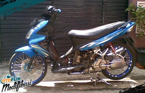 Modif Suzuki skywave Thailook