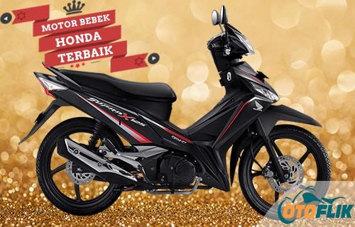 Motor Bebek Honda Terbaik Supra X 125 FI