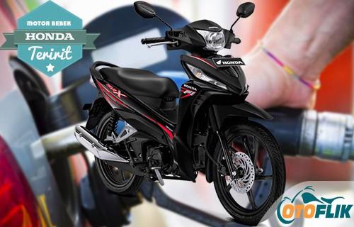 Motor Bebek Honda Teririt Revo X FI