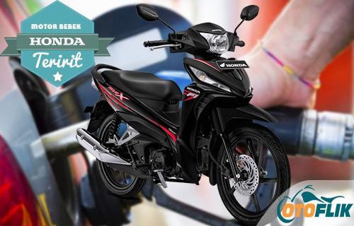 Motor Bebek Honda Teririt Revo