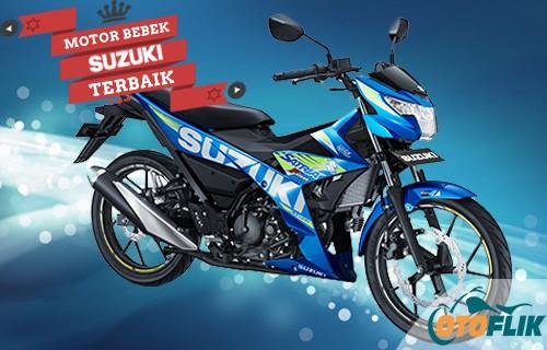 Motor Bebek Suzuki Terbaik All New Satria F150