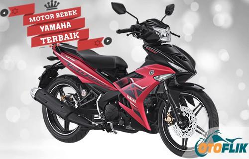 Motor Bebek Yamaha Terbaik Jupiter MX King