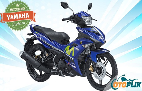 Motor Bebek Yamaha Terbaru Jupiter MX King 150 Movistar
