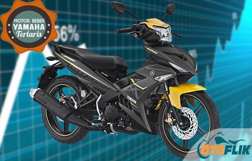 Motor Bebek Yamaha Terlaris Jupiter MX King