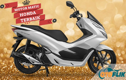 Motor Honda Matic Terbaik PCX 150