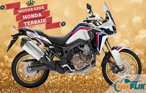 Motor Honda Moge Terbaik CRF1000 - Africa Twin