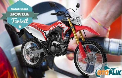 Motor Honda Sport Teririt CRF150L