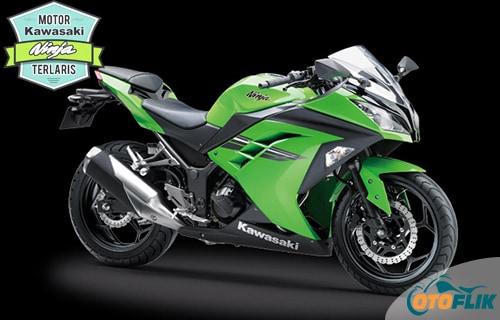 Motor Kawasaki Ninja 250 Terlaris