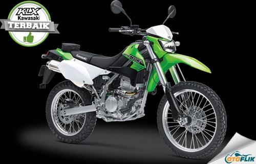 Motor Kawasaki Off Road KLX Terbaik